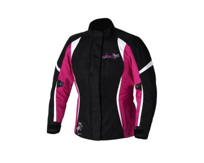 Tourenjacke Damen NERVE Unique Star pink