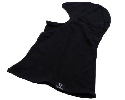 Sturmhaube ORINA Silky Uni Schwarz Größe Uni