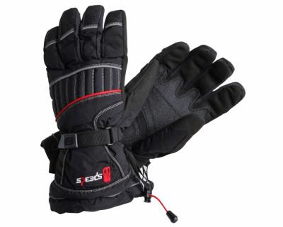 Handschuhe SPEEDS ICE schwarz - Größe L