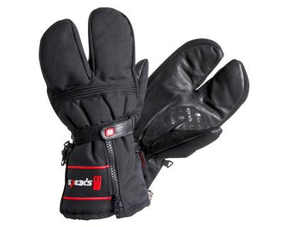 Handschuhe SPEEDS YETI schwarz - Größe XXL