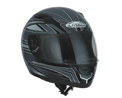 Helm SPEEDS Integral Evolution II Graphic silber Größe XXL