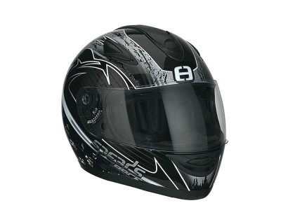 Helm SPEEDS Integral Race Graphic silber Größe XXL