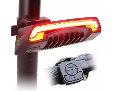 Laser Rücklicht mit Blinker