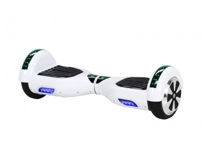 E-Balance - Hoverboard, ROBWAY - W1 6,5`Reifen mit App-Funktion