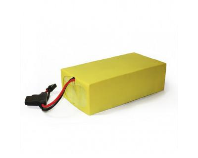 Lithium-Akku 48V 30AH mit Ladegerät für Revoluzzer & Revoluzzi