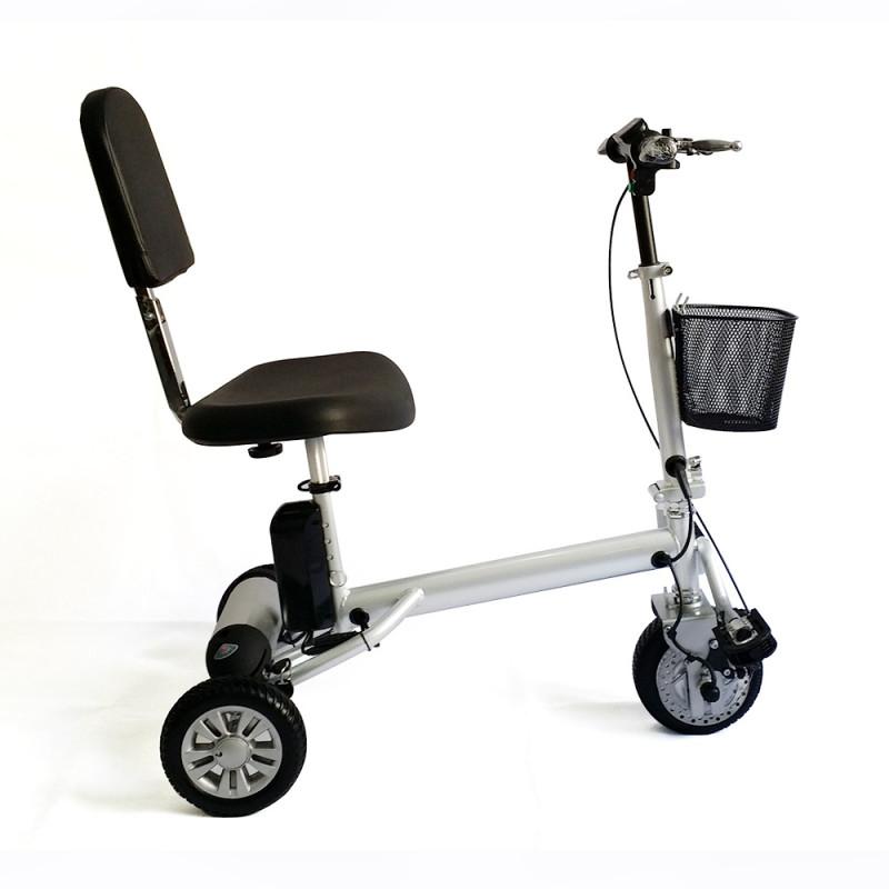 AMIGO I. - E-Dreirad Elektromobile Travelscooter klappbar 6-12km/h