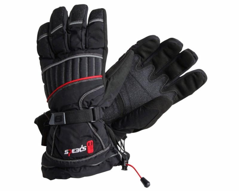 Handschuhe SPEEDS ICE schwarz - Größe XL