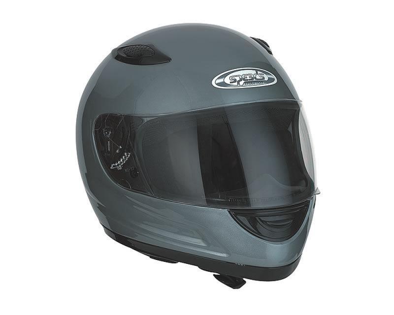 Helm SPEEDS Integral Evolution II titanium glänzend Größe XS