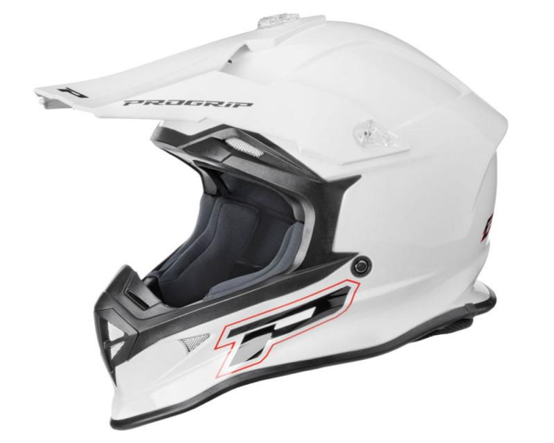 MX Helm PROGRIP 3190 weiß
