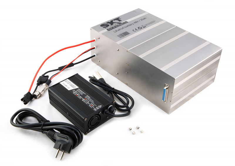 SXT Akkupack 48V/20Ah LiFePo4 (Lithium)