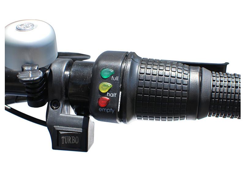 Gasgriff (Drehgasgriff) 36V, Oliver 500