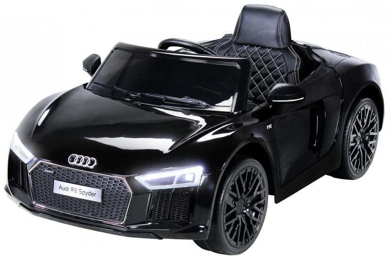 Audi R8 Spyder für Kinder, elektrisch, lizenziert (2018)