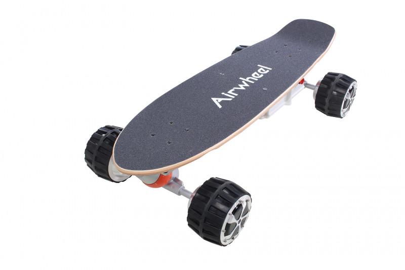 E-Skateboard - Airwheel M3, elektrisch - iOS, Android App, Fernbedienung