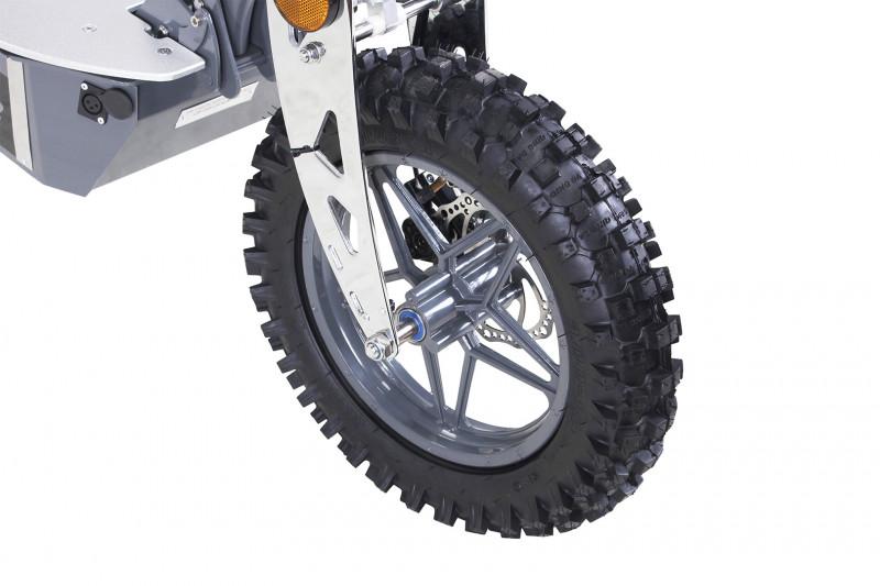 "Elektro-Roller ""VIsion X2"", 2000 Watt 60 Volt, Straßenzulassung, klappbar"