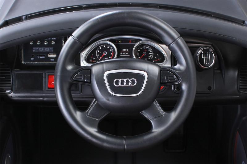 Audi Q7 SUV für Kinder, elektrisch, lizenziert