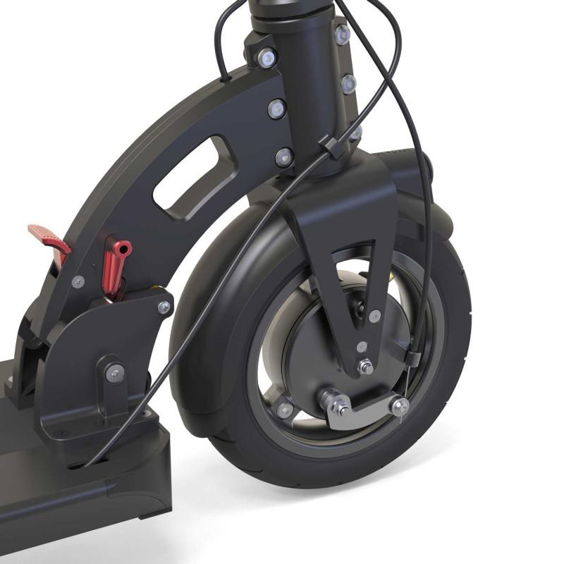 Buddy V2 Trettscooter Elektroscooter 35km/h, 650W, 13,7kg