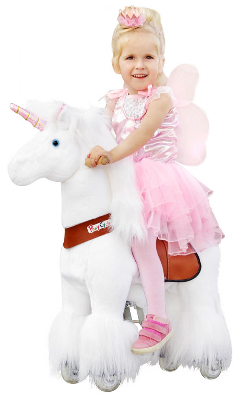 """Ponycycle """"Sternschnuppe"""" Einhorn-3-5 years"""
