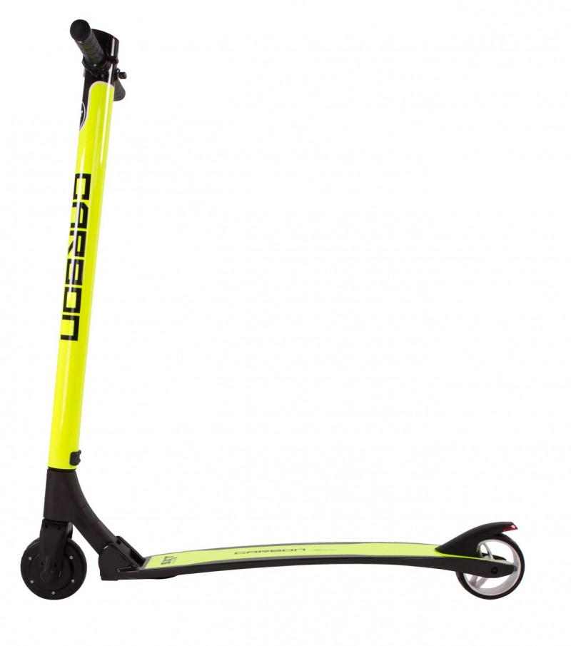 SXT Carbon V2 - leichtester Escooter der Welt!, 500W