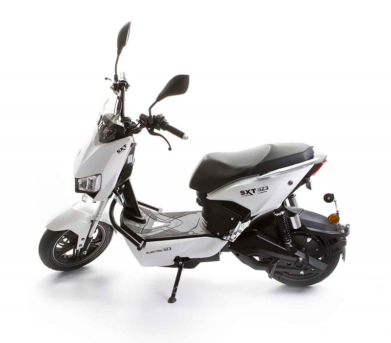 sxt1061 sxt z3 e scooter mofa 45 km h 2500 watt. Black Bedroom Furniture Sets. Home Design Ideas