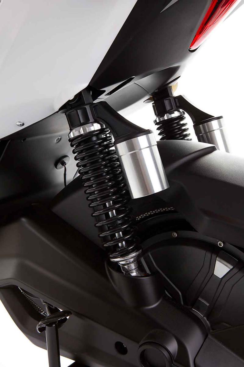 SXT Z3 E-Scooter, 45 km/h, 2500 W, incl. Lithium Ion