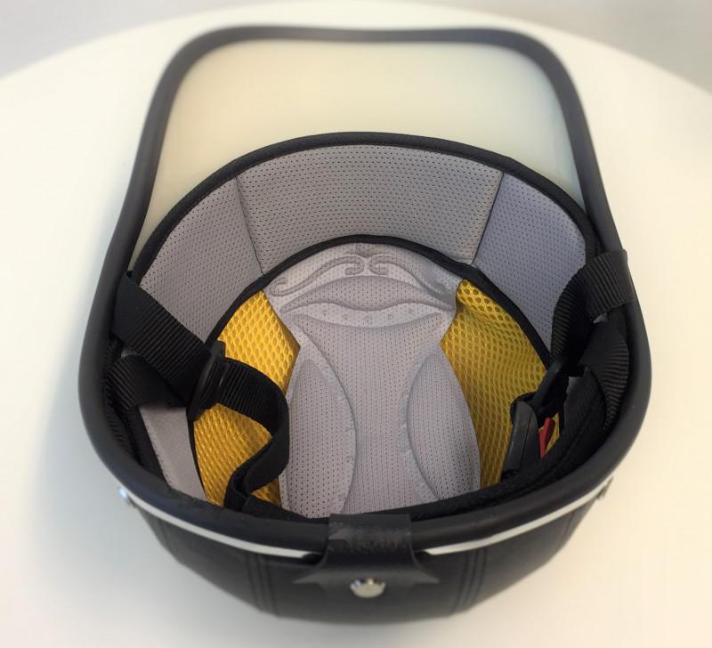 Leicht- Helm, Kopfschutz ** E-Bikes und E-Roller bis 20km/h, universall
