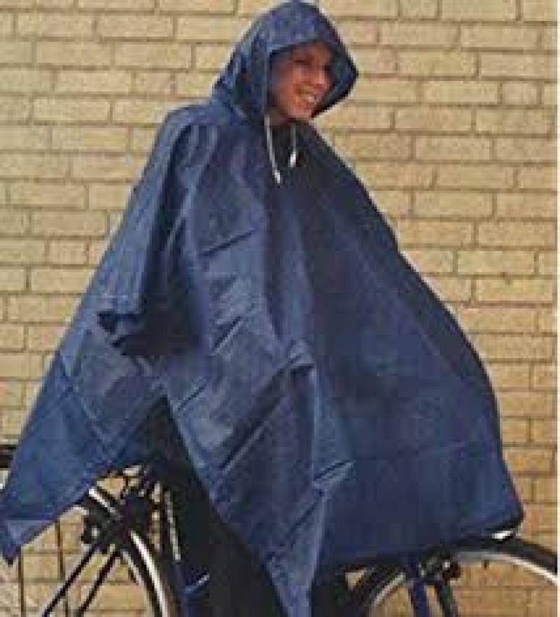 Regenschutz, Regenponcho, Regenmantel One Size