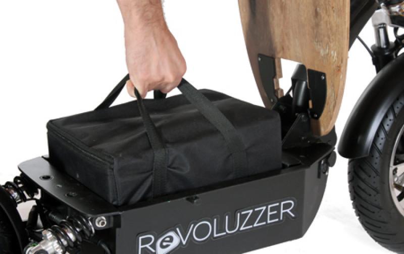 REVOLUZZER 3.0 Pro, 45 km/h, 1600 Watt, 30 km Reichweite