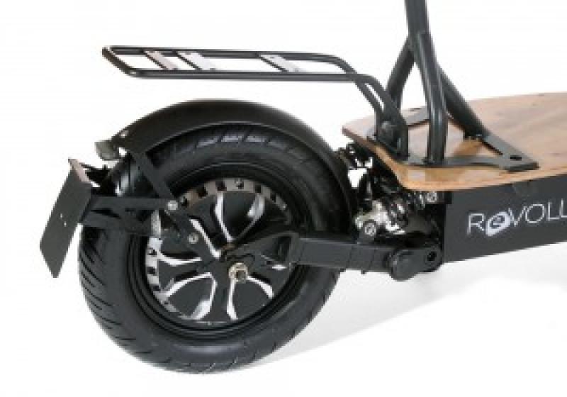 Revoluzzer 2.0 - Elektroroller/Scooter, 20km/h oder 45km/h