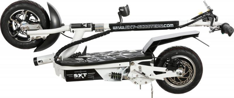 SXT Cruiser -Elektroroller, 33 km/h, 800W