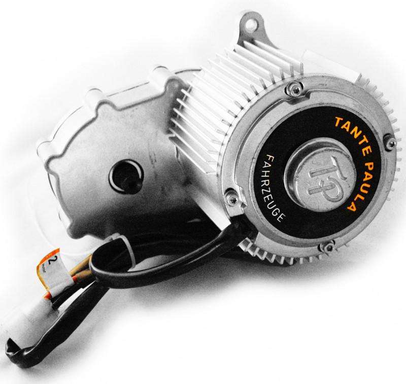 Bürsten-Motor 1000W, Maximilian 2