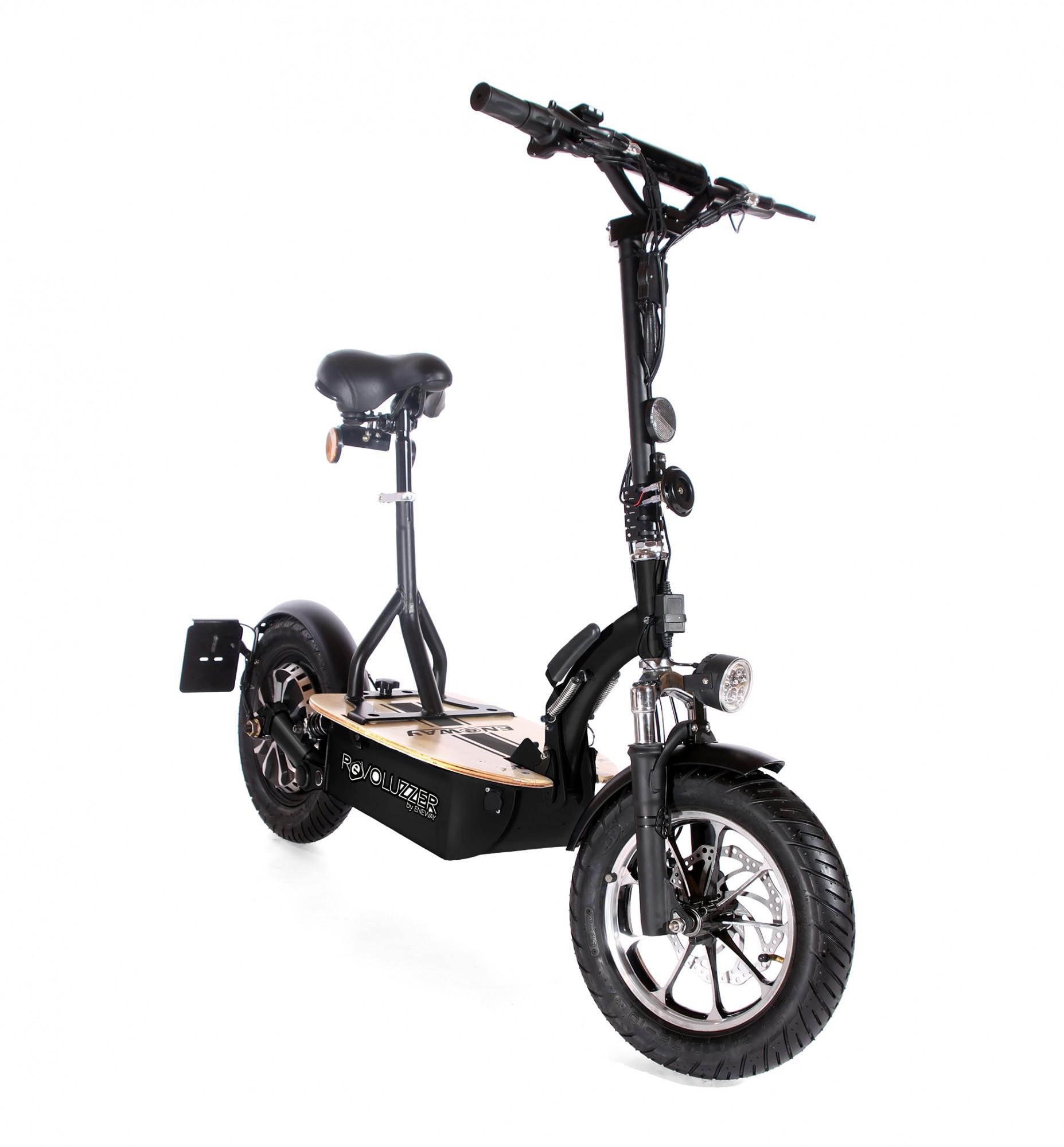 bdl 103 revoluzzer 2 0 elektroroller scooter 14. Black Bedroom Furniture Sets. Home Design Ideas